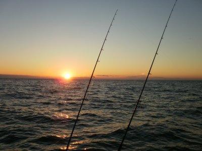 Pesca en barco Despedidas de Soltero