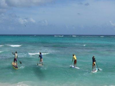 Noleggio di materiale per paddle Gran Canaria 2 h
