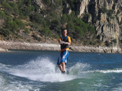 Wakeboard en embalse de San Juan 2 horas