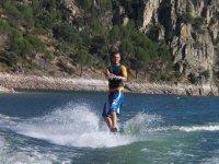 Wakeboarding San Juan reservoir & soft-drinks, 2h