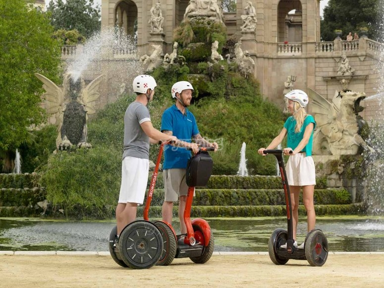 Grand segway tour