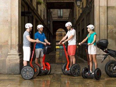 Segway代步车游览巴塞罗那首都90分钟
