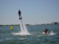 Adrenalina con el flyboard