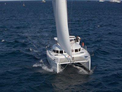 Catamaran trip in Estepona sunset 2 hours