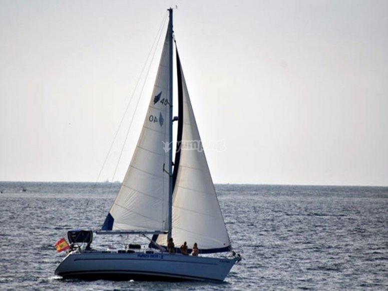 Navegacion en velero