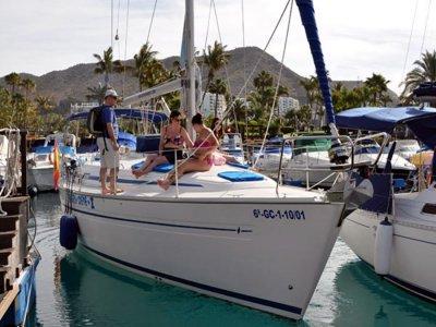 Paseo en velero Costa de Gran Canaria 5 horas
