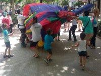 街头儿童游戏