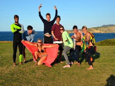 Surf Camp, Suances 7 Days - 6 Nights H.Season
