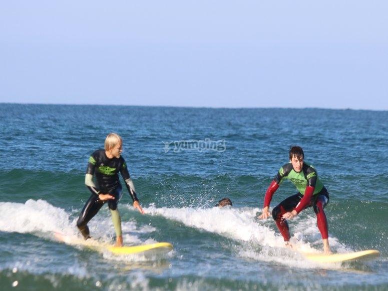 Surfcamp adults