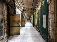 L'interno della prigione di Alcatraz