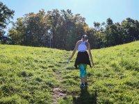 年底发生在阿尔卑斯山徒步旅行成本上升