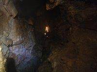 Visitamos la cueva de Fuentemolinos