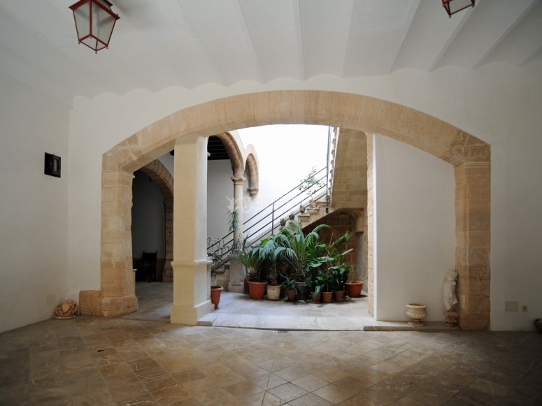 Antiguo barrio judío de Palma