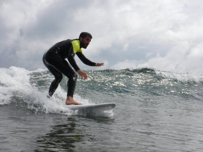 4 Surfing Lessons in Cantabria