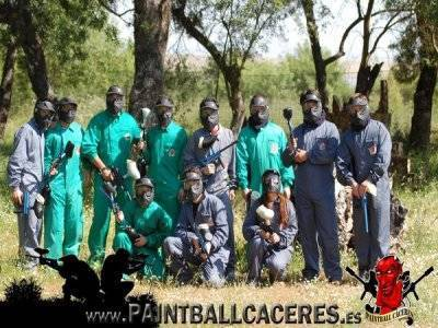 Paintball Caceres