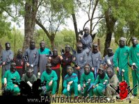 Partidas de paintball unicas