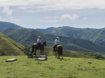 Romantic weekend horseback, Pontevedra