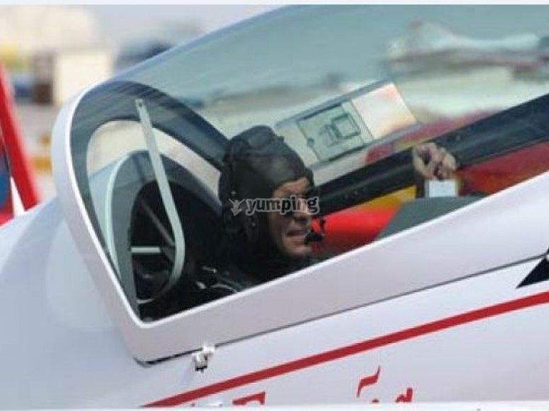 piloto profesional