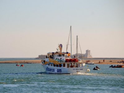 Excursión en Barco al Castillo Sacti Petri Adultos