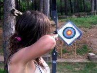 Practica el tiro con arco con nosotros