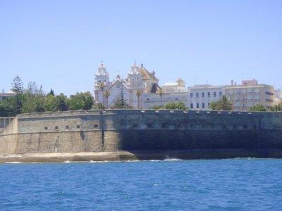 Barco La Barrosa y Castillo Sancti Petri Adultos