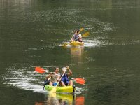 Practica canoas en Negratín