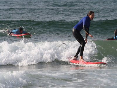 Surf in Fuerteventura bonus 5 classi