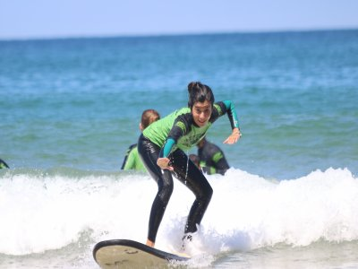 1-Week Learning Surf in the Cantabrian