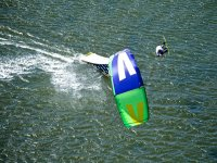logotype awa kiteboarding