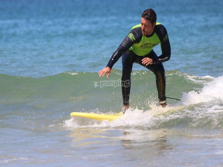 10个冲浪课程