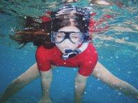 Bucea con snorkel