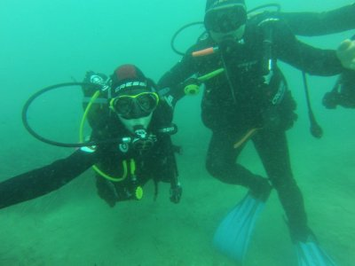 Underwater Diving for Kids, Aguadulce, Grom 8 y/o