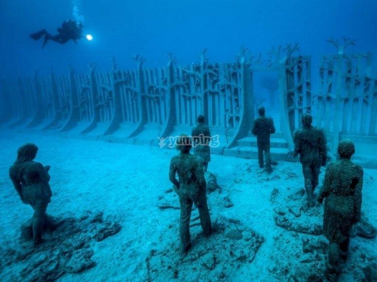 讲座图大西洋博物馆Inmersion