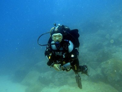 Curso PADI Open Water en Lanzarote 4 días