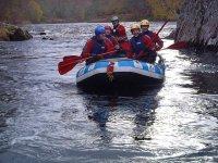 Navegar en rafting en Granada