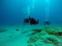 40 metros de profundidad