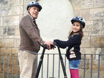 2 hours segway tour in Seville