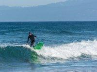 Sobre las olas