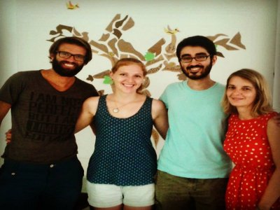 Spanish course for Erasmus students, Murcia