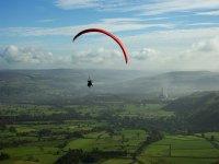 Volar en parapente en Granada