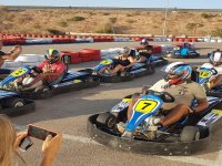 Celebrate the birthday in our karting