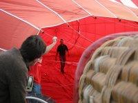 Volar en globo en Granada