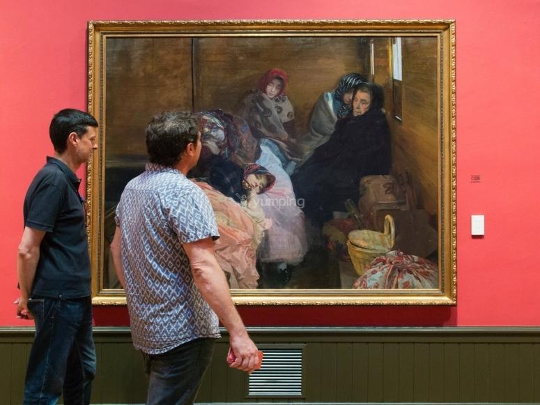 Visita guiada a la casa museo de Sorolla