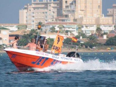 Noleggio barche senza qualifica a Murcia 6 ore