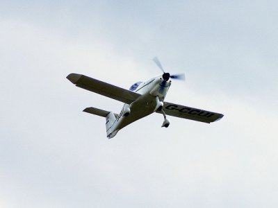 Despedidas de Soltero en Granada Vuelo en Avioneta