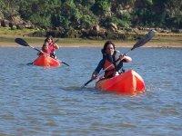 3 horas de alquiler de kayak en Somo