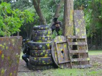 Paintball cerca de Granada