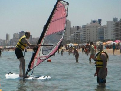 Windsurfing and spa session Gandía
