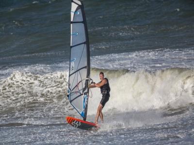 Windsurf y sesión de spa en Gandía