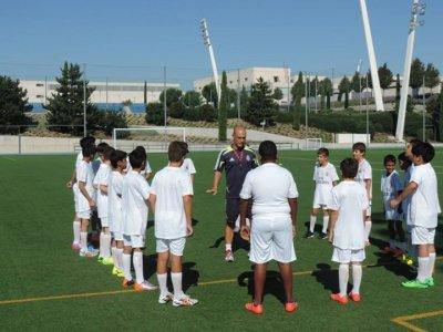 Fundación Real Madrid Campus Experience Murcia